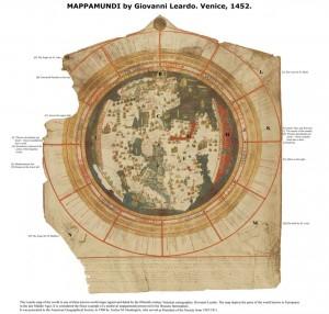 Giovani map